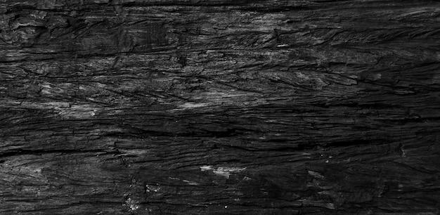 Textura de madeira fundo de cor preta escura para seu projeto foto grátis