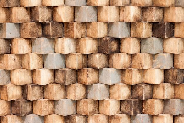 Textura de madeira marrom abstrata