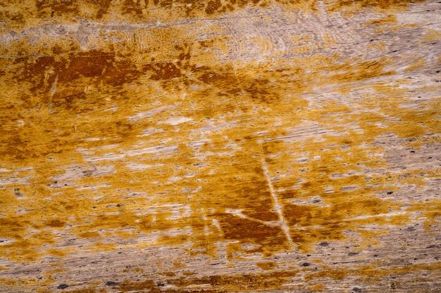 Textura de madeira marrom com fundo padrão listrado natural