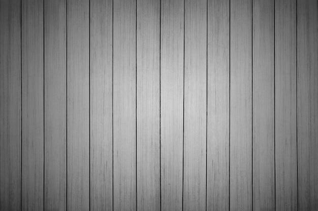 Textura de madeira marrom sem costura em fundo preto e branco
