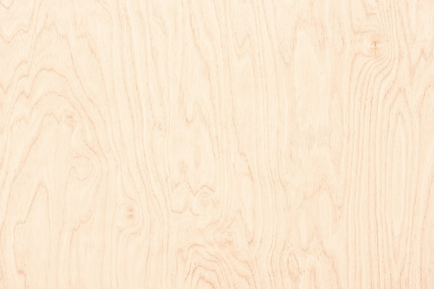 Textura de madeira na cor bege pastel. fundo de placa de luz