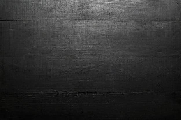 Textura de madeira natural preta fundo abstrato pano de fundo escuro