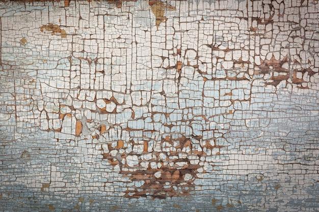 Textura de madeira, plano de fundo, colorido, rachaduras na pintura, vintage, parede, resumo, padrão, grunge, construção, tabuleiro