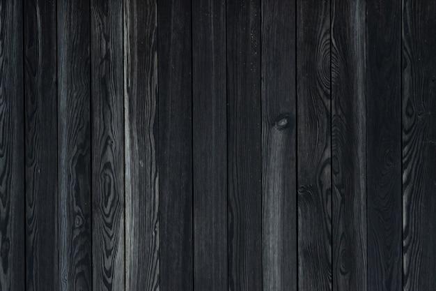 Textura de madeira preta com fundo de madeira tábua de parede piso de madeira velha