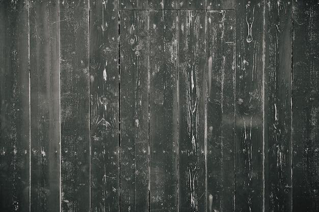 Textura de madeira preta dard para o fundo