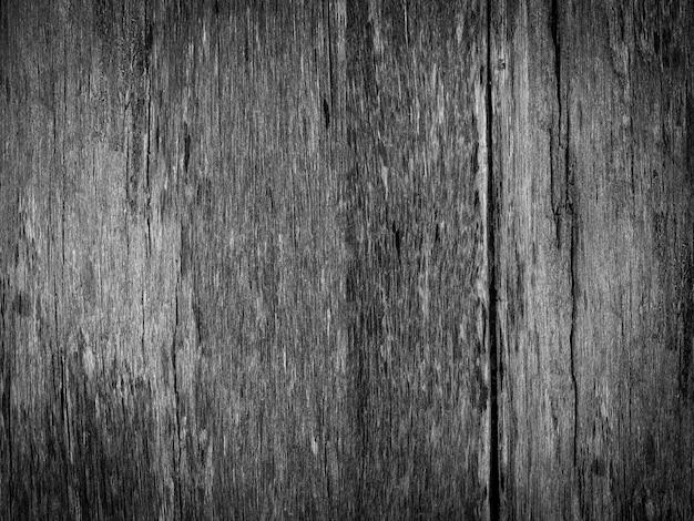 Textura de madeira preta velha abstrato, tom escuro