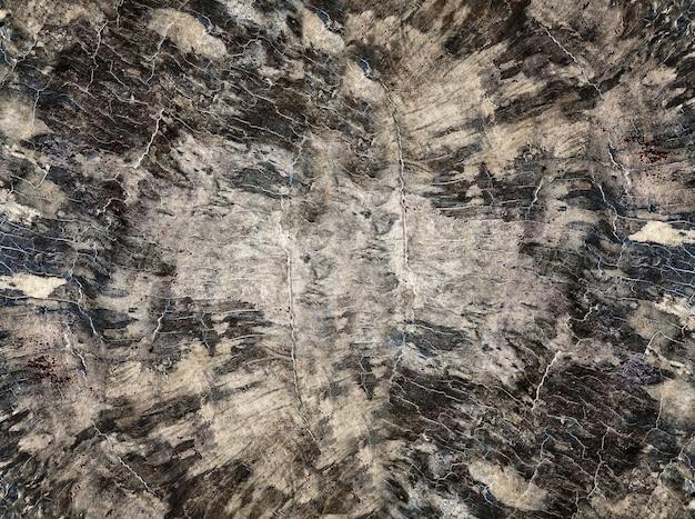 Textura de madeira preta velha (para segundo plano)