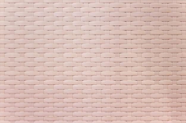 Textura de madeira tecer marrom abstrata