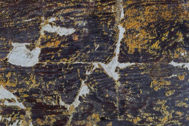 Textura de madeira velha concreto angustiado fundo grunge
