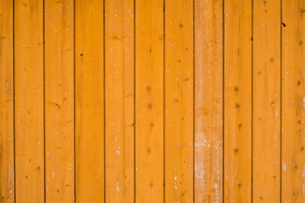 Textura de madeira velha cor amarela