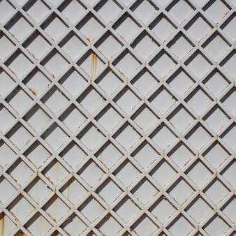 Textura de malha metálica ou plano de fundo