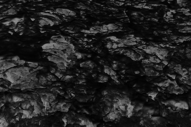 Textura de manchas coloridas na superfície da pedra