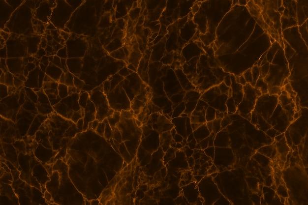 Textura de mármore alaranjada do amd preto para o fundo.