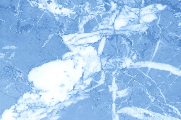 Textura de mármore azul pastel