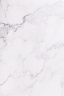 Textura de mármore branca com padrão natural para trabalho de arte de plano de fundo ou design.