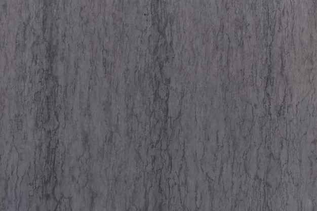 Textura de mármore cinza com veios pretos sutis. fundo abstrato.