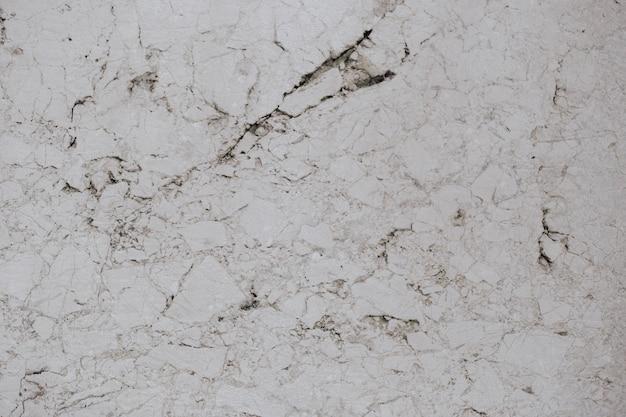 Textura de mármore com rachaduras pretas