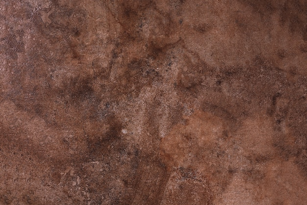 Textura de mármore marrom abstrata