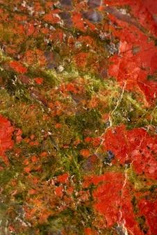 Textura de mármore natural de vista superior