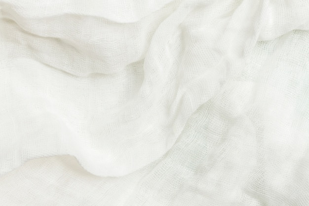 Textura de material de tecido de fundo