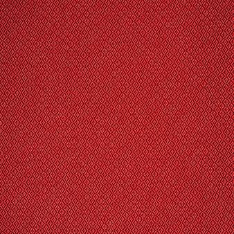 Textura de material vermelho