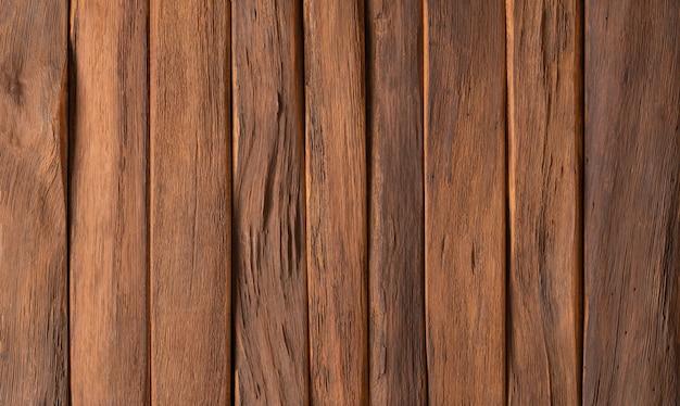 Textura de mesa de madeira, fundo de pranchas escuras para design