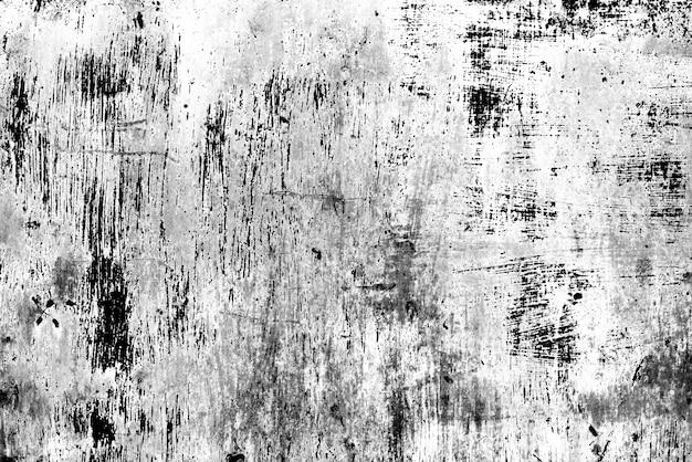 Textura de metal com fundo de arranhões e rachaduras