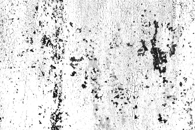 Textura de metal com riscos e rachaduras que podem ser usadas como fundo