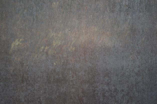 Textura de metal enferrujado grunge. fundo de corrosão enferrujado.