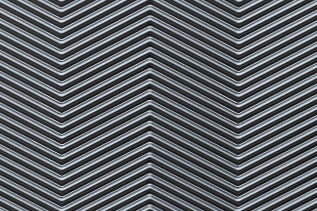 Textura de metal escovada sem costura inoxidável