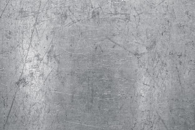 Textura de metal, fundo cinza folha ferro closeup