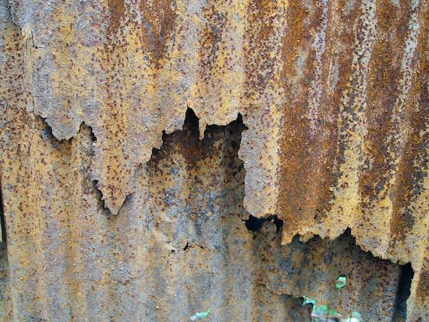 Textura de metal zinco galvanizado grunge