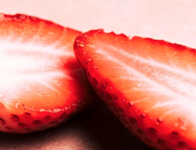 Textura de morango