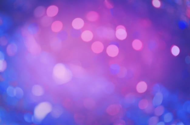 Textura de natal glitter roxo.