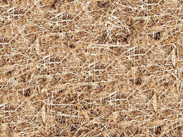 Textura de palha