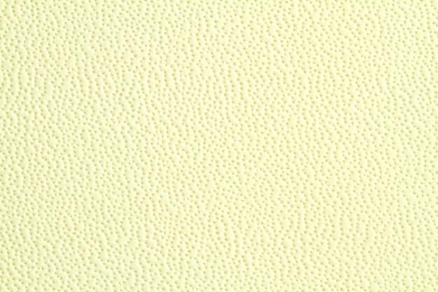 Textura de papel amarelo, luz de fundo