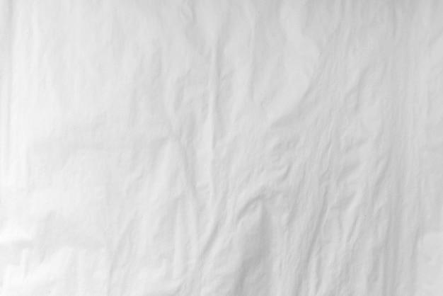 Textura de papel amassado para fundos de papel.