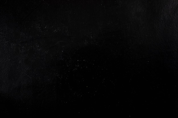 Textura de papel amassado preto