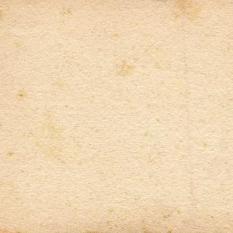 Textura de papel bege, fundo retrô. papel velho. fundo para scrapbooking