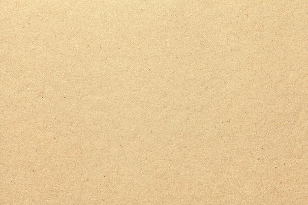 Textura de papel bege velho