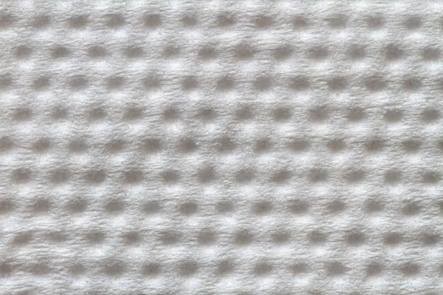 Textura de papel branco, fundo