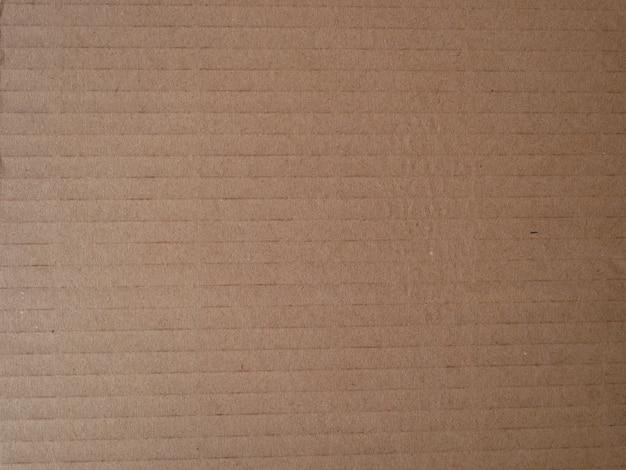 Textura de papel cartão marrom, textura de papel