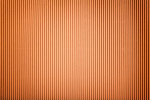 Textura de papel coral ondulado com vinheta, macro.