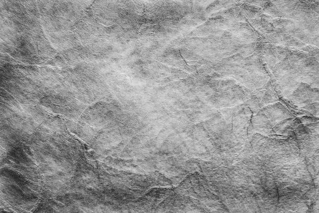 Textura de papel de fibra cinza