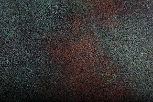 Textura de papel de parede abstrata enferrujada grunge moderna