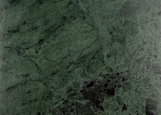 Textura de papel de parede de mármore verde vintage close-up