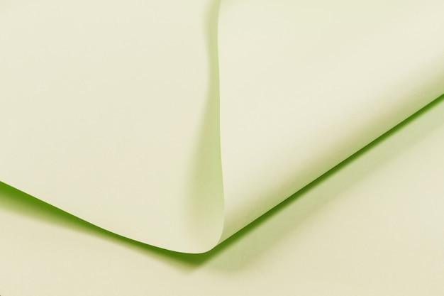 Textura de papel dobrado com espaço de cópia