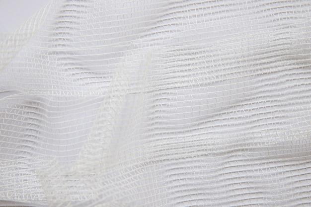 Textura de papel em listras enrugada