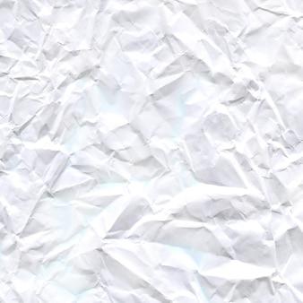 Textura de papel enrugada ou plano de fundo. textura de papel amassado.