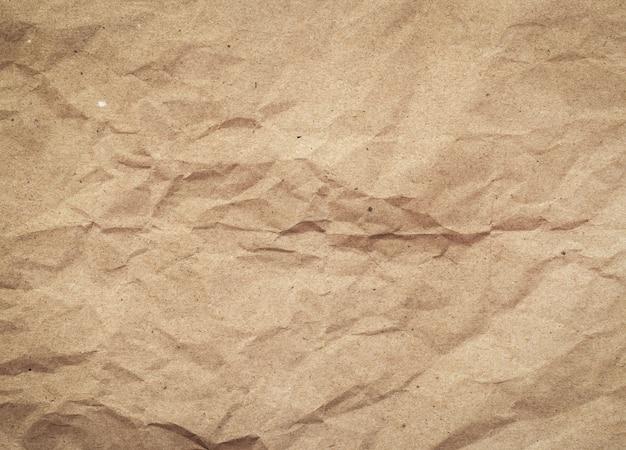 Textura de papel - folha de papel marrom.